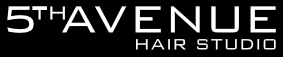 logo 5thavenue hair studio